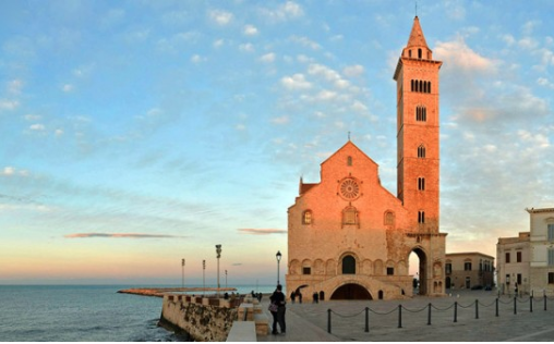 Trani – The cathedral